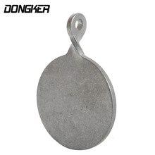 Dongker 4cm 5 5cm Stainless Steel For Shooting Hunting Slingshot Catapult Airsoft