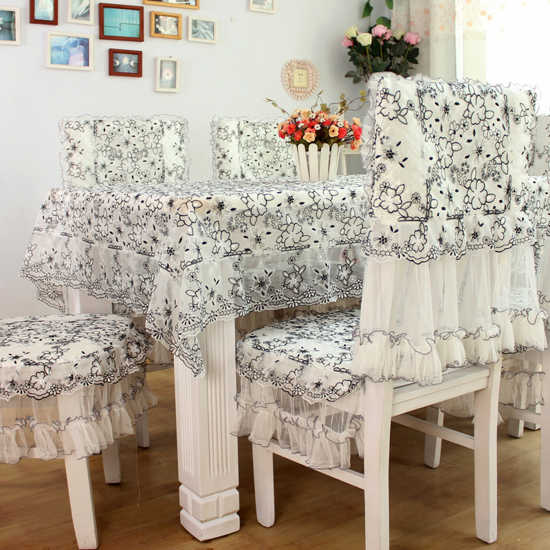 Quality Fashion Embroidered Tablecloth Dining