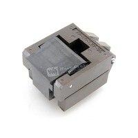 Enplas IC Test & Burn-in Socket, for SOP16, SO16, SOIC16 package Pitch: 1.27mm Width: 3.9mm