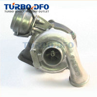 New Turbocharger GT1849V Turbine Complete 717625 1 For Opel Astra G Zafira A 2 2 DTI