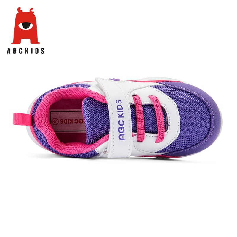 ABC KIDS Baby Boys Girls Shoes Mixed Color Anti-Slip Sneakers Toddler Soft Soled