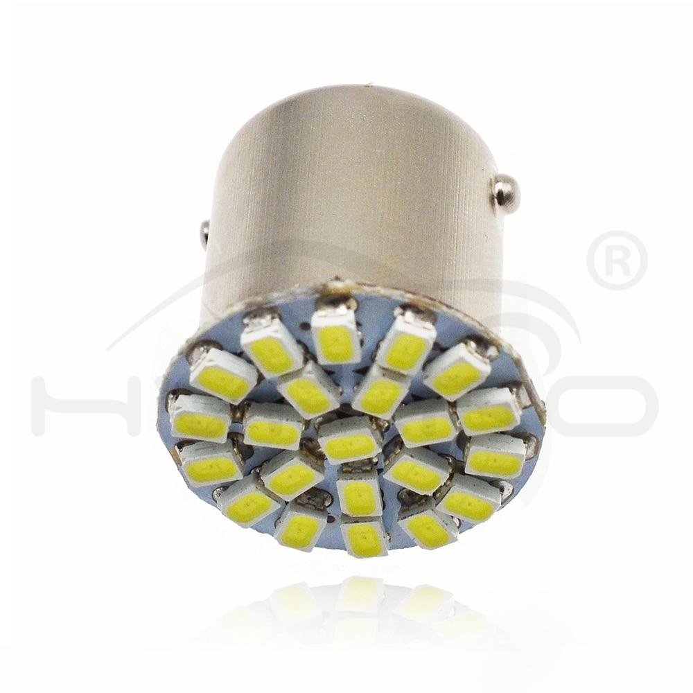 HTB1du8hajnuK1RkSmFPq6AuzFXaX 1157 BAY15D 1156 BA15S 3014 22SMD Car Led P21W AUTO LED Brake Auto Front Parking Brake Lamp Backup Wedge Lamp Tail Bulb DC 12V