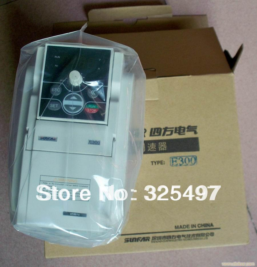 SUNFAR  inverter 3.7KW AC220V E300  CNC Router Frequency Inverter панель декоративная awenta pet100 д вентилятора kw сатин