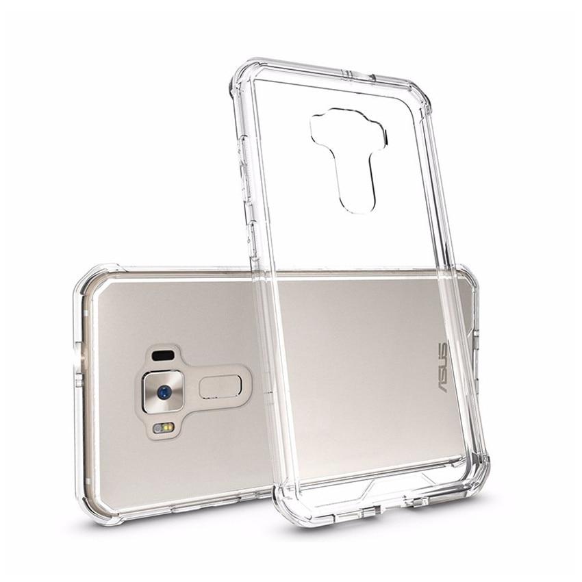 Copertina din spate pentru hibrid QTNED pentru Asus Zenfone 3 ZE552KL - Accesorii și piese pentru telefoane mobile
