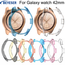 For Samsung galaxy watch 42mm PC Case Lightweight Cover Protect Shell hard Ultra-thin New Bumper Frame Watch Accessories