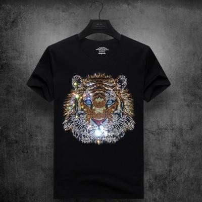 Rivet Rhinestone Leopard...