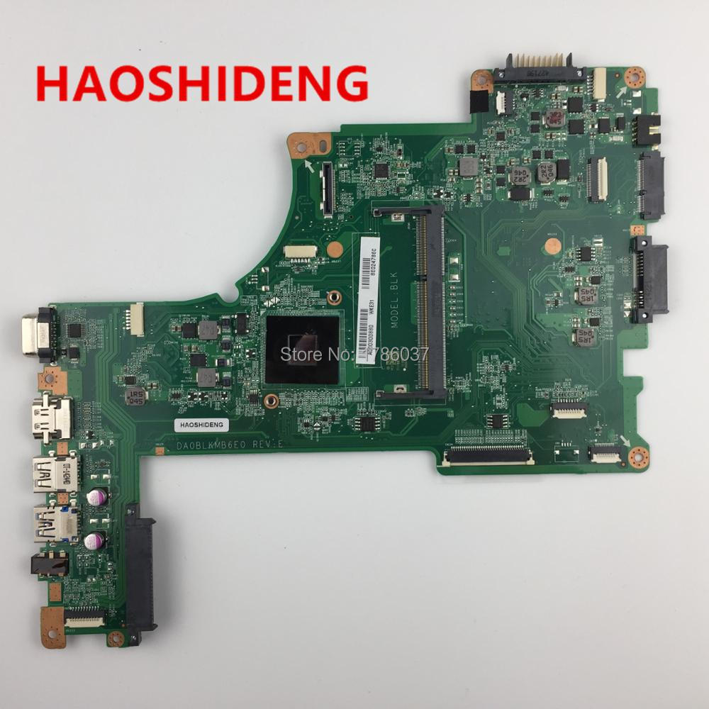A000300880 DA0BLKMB6E0 for Toshiba Satellite L50-B L50T-B L55-B series motherboard.All functions fully Tested !