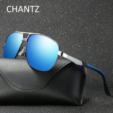 Vintage Mens Driving Sunglasses Oversized 2018 Polarized Goggles Brand Metal Sun Glasses for Men UV400 Gafas De Sol Hombre 8588 hot brand new 2017 summer cool women mens hd sunglasses driving goggles sun glasses eyewear gafas de sol hombre z1