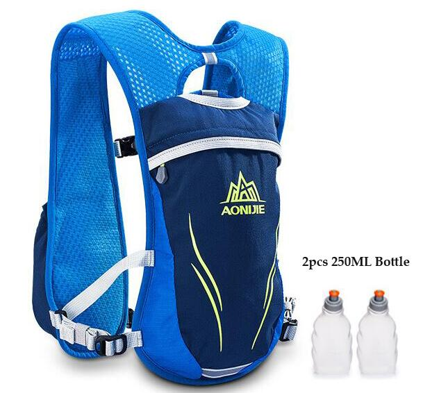 Blue 250ML Bottles