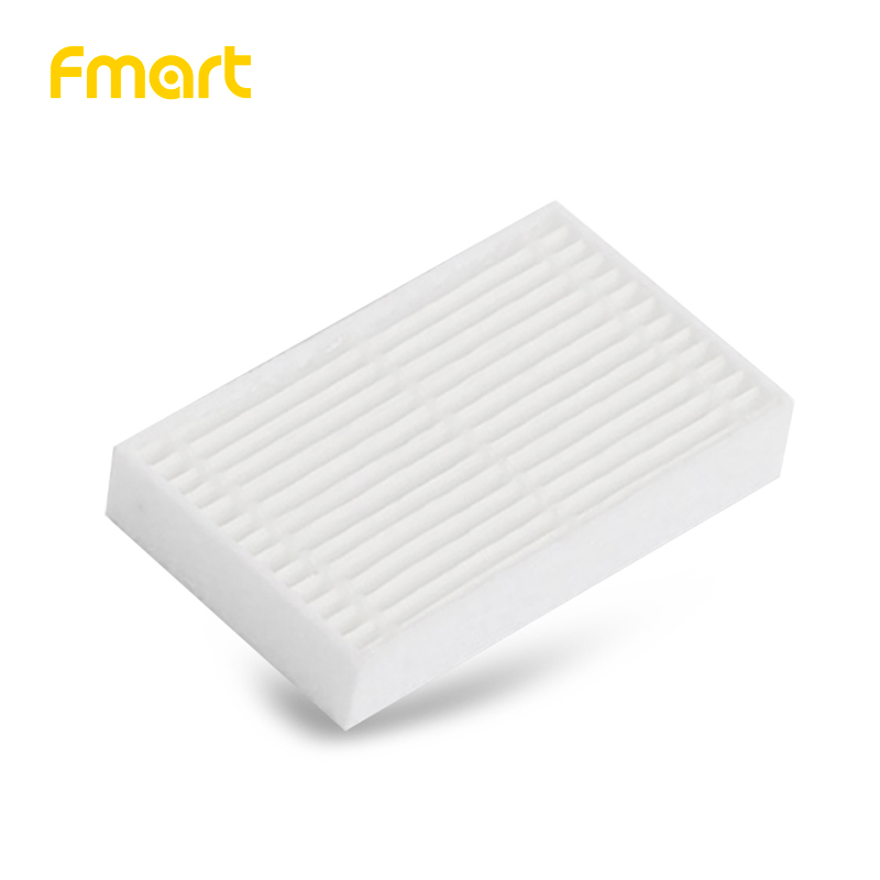 HEPA Filter 10 ps for FMART Robot Vacuum Cleaners E-R550W E-R302G YZ-Q1 YZ-Q2 FM-R150 ZJ-C1 FM-R330 купить в Москве 2019