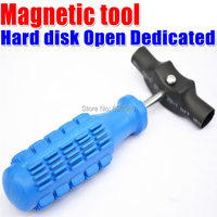 Free shipping Magnetic tool Hard disk Open Dedicated tool Magnet Picker Hard disk repair tool