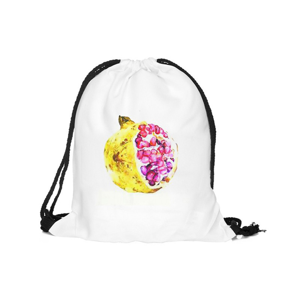 Fashion Backpack Women Travel Softback Emoji Backpacks 3D Printing Bags Ladies Drawstring Backpack For School Casual Gift Men wireless module 433mhz digital broadcasting station lora spread spectrum rs232rs485 5km remote