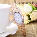 2016 New Watch Women luxury Fashion women's bracelet quartz watches Lady relojes mujer Girl wrist watches for women Dress clock