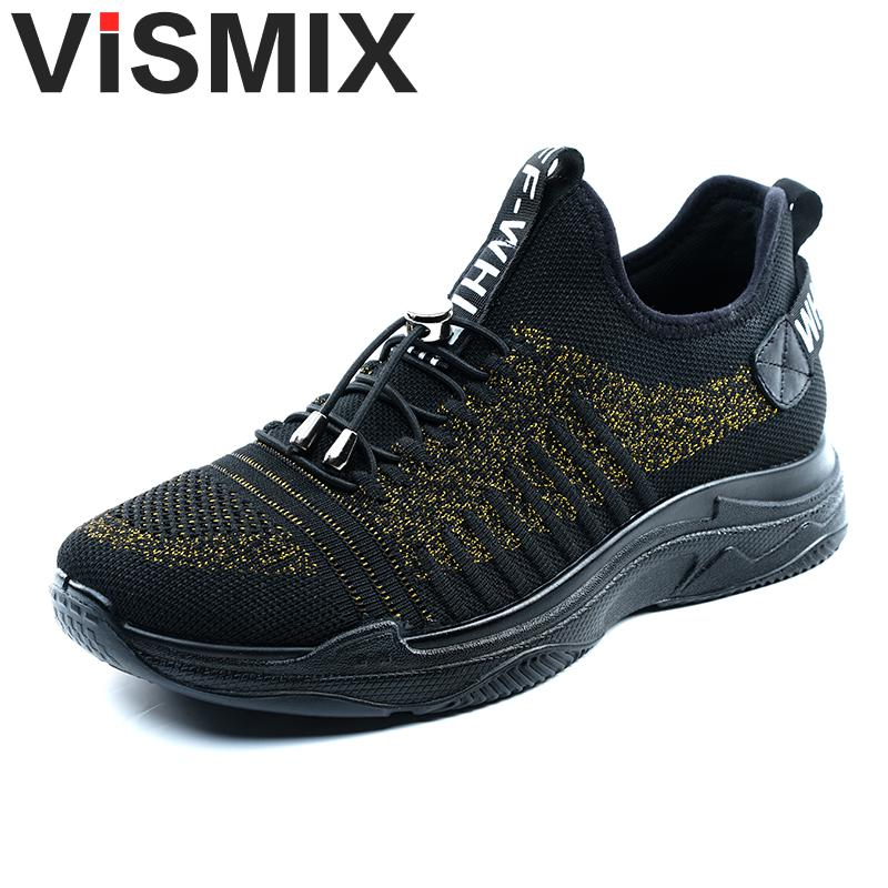2018 Summer Autumn Male Shoes Tenis Men's Shoes Gray Black Bottoms Casual Shoes Men Trainers Shoe Fly Weave Sneakers
