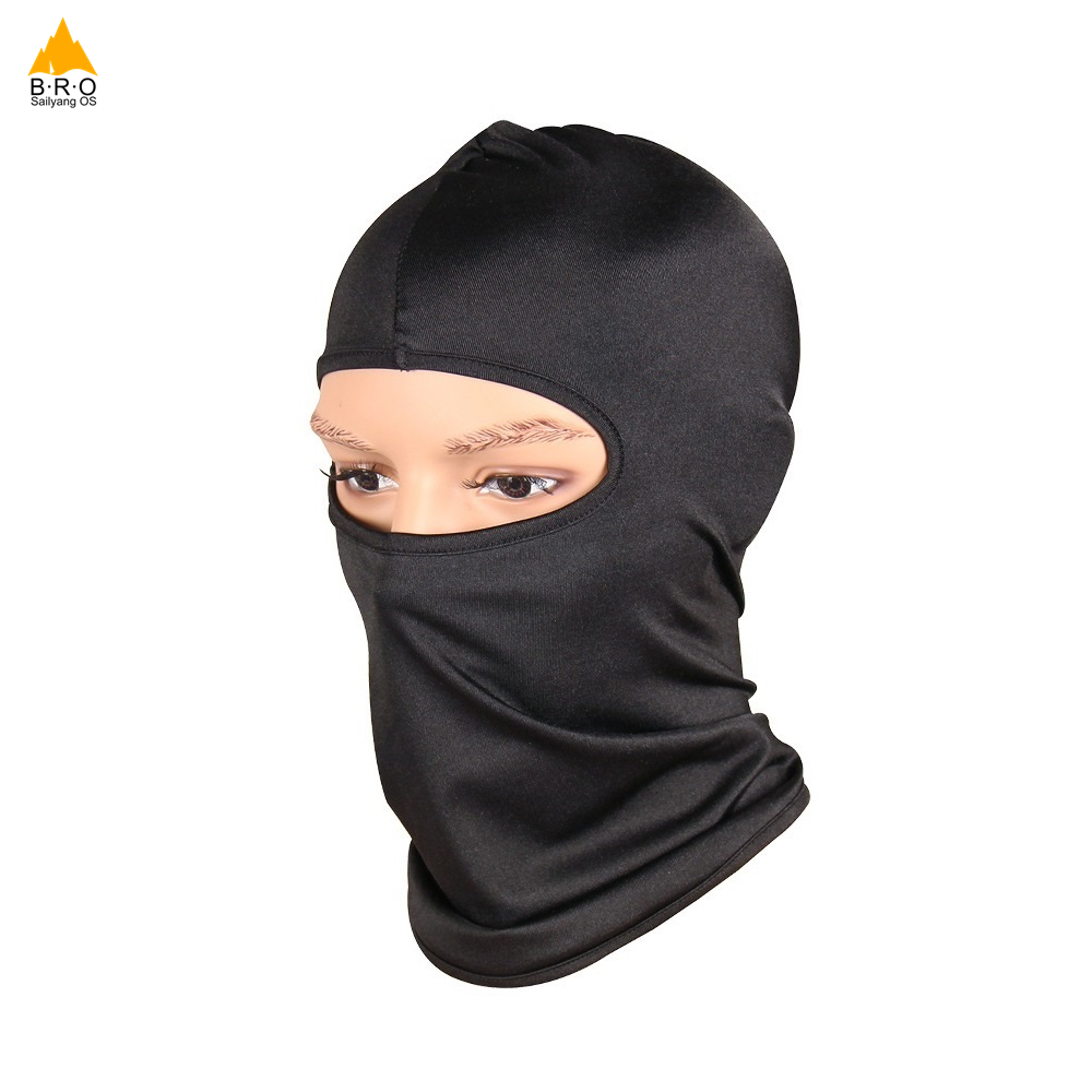 Cycling Face Masks Balaclava Wicking Headgear Neck Sports Bike Bicycle Riding Windproof Hat Head Scarf Cycling Full Face Mask