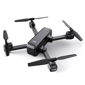 Image 3 - MJX R/C teknik X103W GPS katlanır RC Drone RTF nokta ilgi/takip mod mekanik Gimbal sabitleme 2K kamera drone