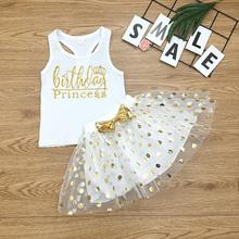 girls summer set birthday boutique kids clothing 2019 girl toddler clothes christmas outfit fashion cotton letter