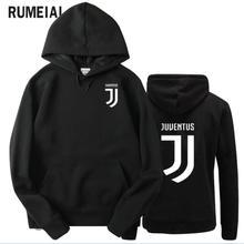 Фотография 2017 Man/women Juventus print Sportswear Hoodies male Hip Hop Fleece Long Sleeve Hoodie Slim Fit Sweatshirt Hoodies for men