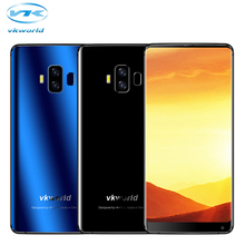 New Original Vkworld S8 Cell Phone 5.99″ Screen 4GB RAM 64GB ROM MTK6750T Octa Core Android 7.0 Dual Camera 5500mAh Smartphone