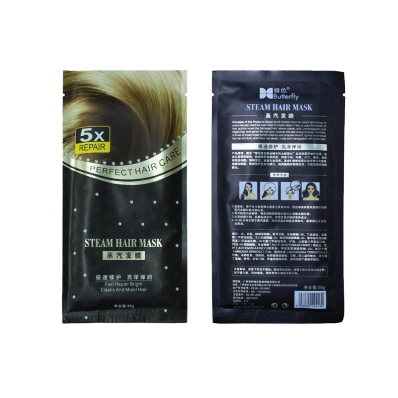Detail Feedback Questions About Heating Steam Hair Mask Hair Keratin