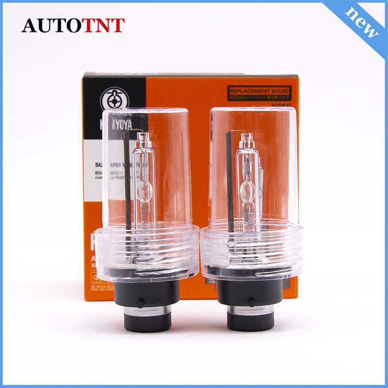 2pcs 35W HID Bulb D1S D2S D3S D4S Auto Car Headlight Replacement kit 4300K 5500K 6000K 8000K 10000K D1R D2R D3R D4R