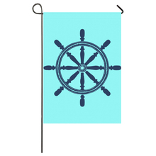 Personalized Garden Flag rudder flag Seasonal Flags for Outdoors Decor