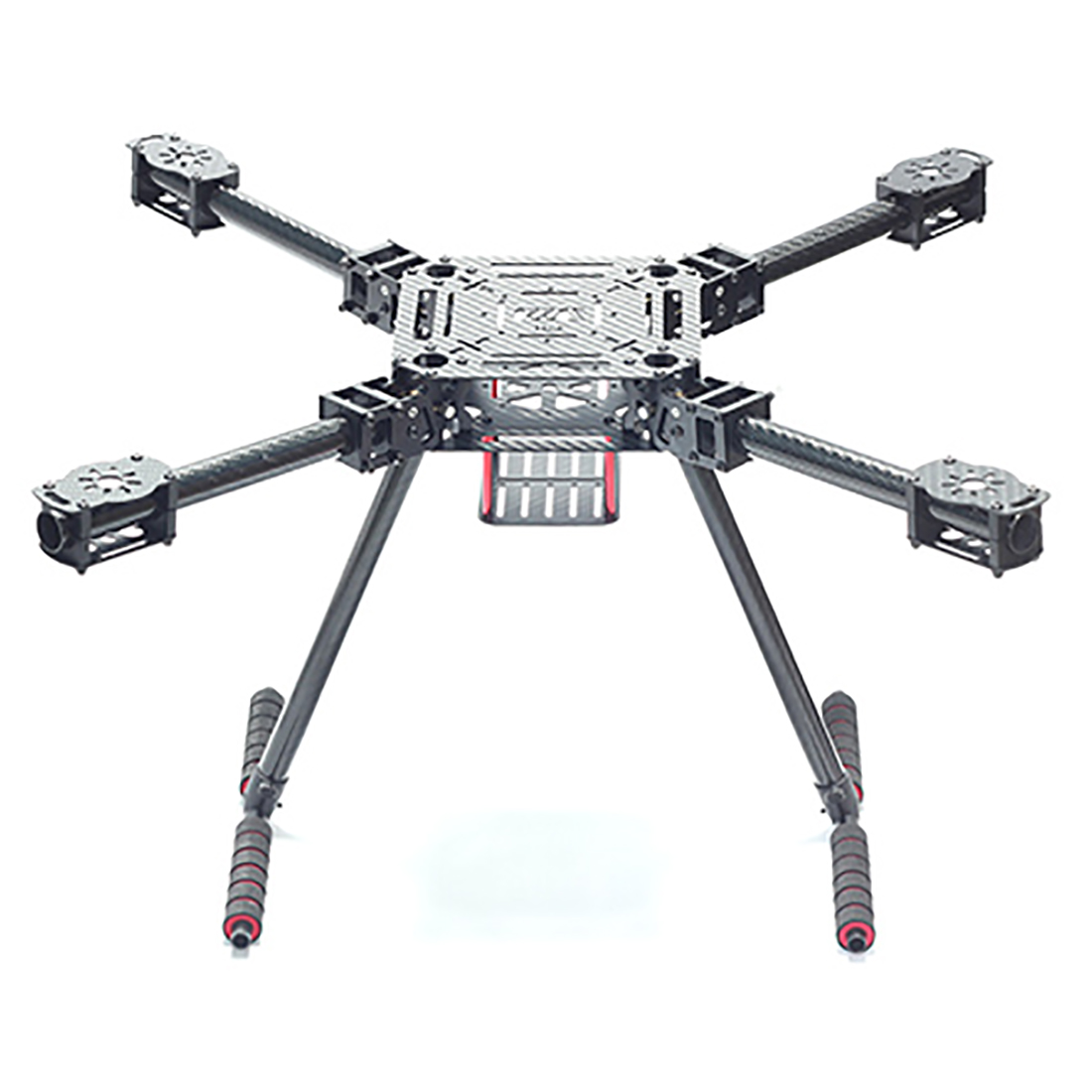 HOBBYINRC Lji ZD550 550mmFPV Quadcopter Carbon Fiber Folding Frame RC Quadcopter Accessories carbon fiber zmr250 c250 quadcopter