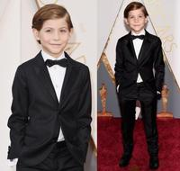 2016 Oscar Jacob Tremblay Children Occassion Wear Page Boy Tuxedo For Boys Toddler Formal Suits Boy's wedding outfit