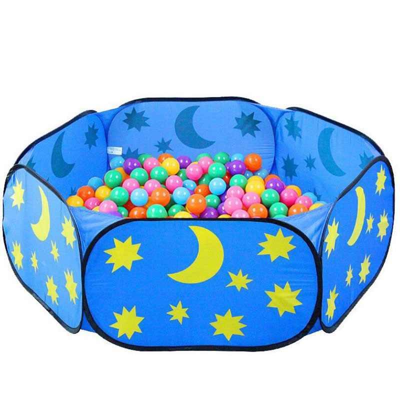 Игровая палатка, игрушки, складные, для детей, для малышей, Океанский мяч, игровой бассейн, крытый, для улицы, игровой домик, мяч, бассейн для мальчиков и девочек, детские подарки