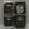 New Full Complete Mobile Phone Housing Cover Case+Enlish or Russian Keypad For Nokia E51 + Tools+Tracking