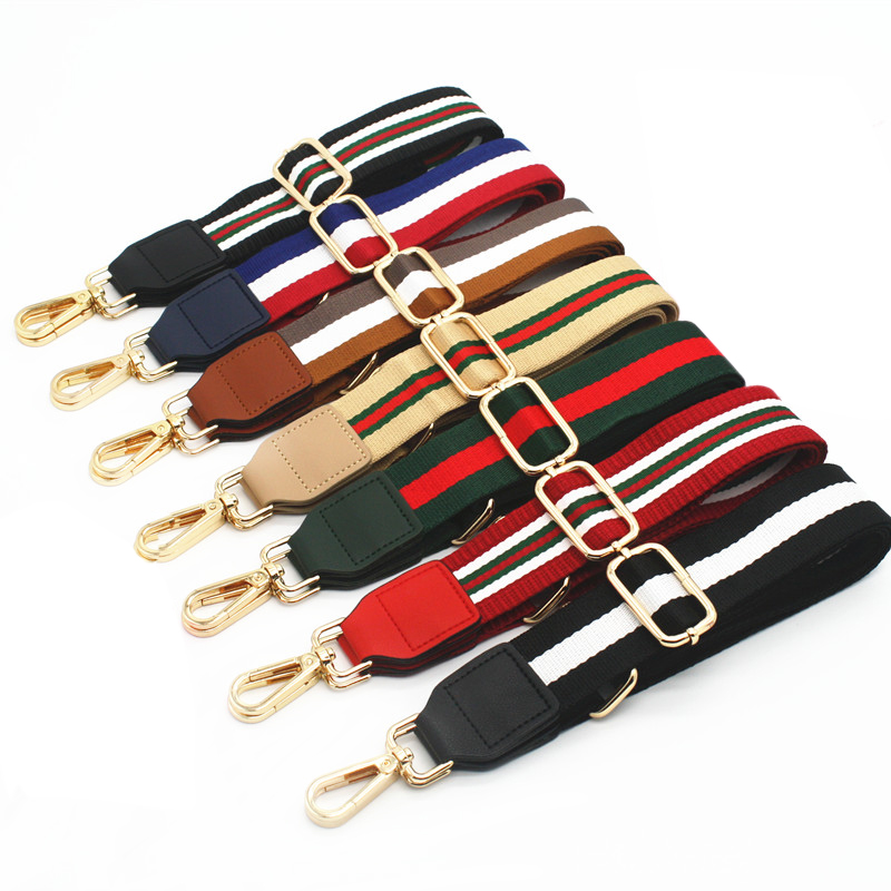 3Metal Colors! 140cm Replacement Shoulder Bag Straps for Purses, Handbags DIY 3.8cm Colo ...