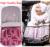 Cochecito de bebé saco de dormir recién nacidos sueño accesorios de sillas de ruedas de carro en el cochecito organizador bolsa de dormir párrafo
