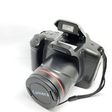 купить XJ05 Digital Camera SLR 4X Digital Zoom 2.8 inch Screen 3mp CMOS Max 12MP Resolution HD 720P TV OUT Support PC Video дешево