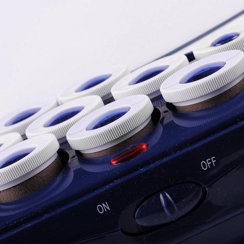 Image 2 - DSP DIY наборы бигуди для волос Волшебные быстрые бигуди Инструменты для укладки волос Бесплатная доставка-in Щипцы для завивки from Бытовая техника on AliExpress