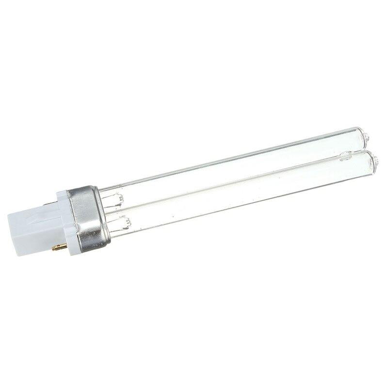 UV 9 watt Entkeimungslampe Rohr UV-C 253.7nm 254nm Wasser Luft Desinfektion Reinigung Sterilisator UVC H-Form Uv Licht birne