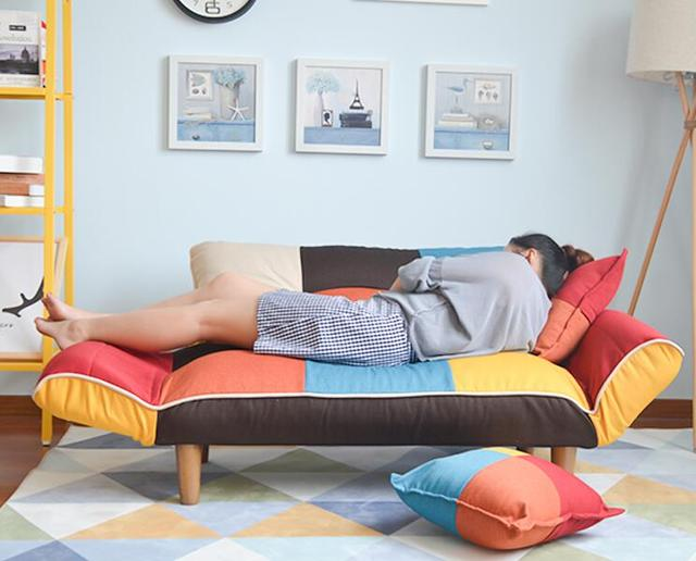 Patchwork Adjustable Sofa  4
