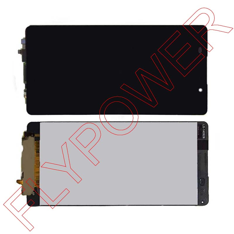 Подробнее о Full LCD Display With Touch Screen Digitizer Assembly For Sony For Xperia Z5 Premium Black by free shipping black lcd display touch screen digitizer assembly for sony xperia z5 premium e6853 free dhl shipping 10pcs lot