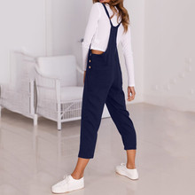 Womail bodysuit Women Summer Casual Spaghetti Strap Wide Legs Bodycon Jumpsuit Trousers Clubwear Rompers fashion2019 dropship M1