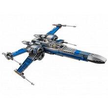 2017 ЛЕПИН Совместимость 05029 05004 Star Wars Первый Заказ эдгара по X-wing Fighter строительные блоки X крыла звездные войны Игрушки Для дети