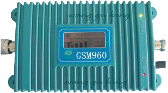 GSM 960 Repeater GSM Signal Repeater 900MHZ Mobile Phone Signals Booster LCD Display GSM Repeater,cover 500 - 2000 Square Meter