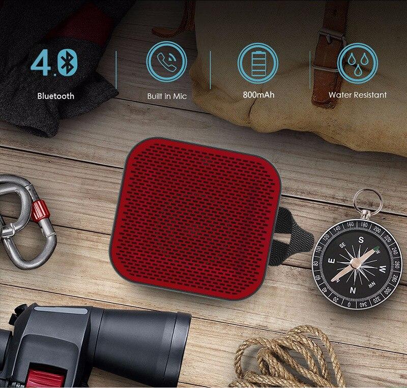 Gute 2019 extérieur étanche Bluetooth haut-parleur mode radio FM TF carte téléphone PC puissant portable sans fil haut-parleur mini xtr tod - 3