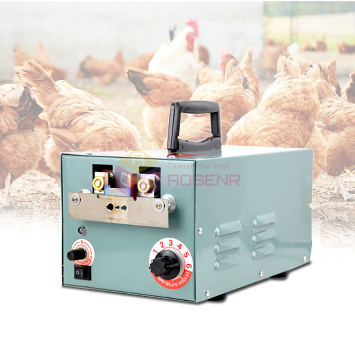 110V 220V Automatic Electric Counting Beak Cutting Machine Chicken Debeaking Machine Chicken Chicken Beak Removing Machine