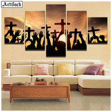 Christian icon 3d diamond embroidery cross 5 spell painting diy 5d mosaic home decoration