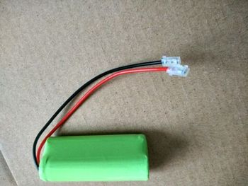 The triangle of 3 x AAA800mAh 3.6V cordless telephone composite machine battery NiMH rechargeable battery pack