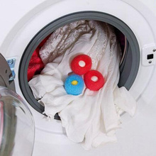 6.5×5 cm Practical wash clothes ball Cute Environmental Protection Unhairing Cleaning Ball Bra Laundry wash clothesball