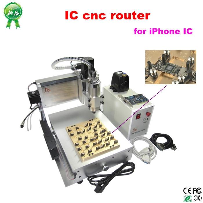 Russia ,no tax! For iPhone IC Repair! latest CNC engraving Polishing cutting Machine for Main Board Repair,