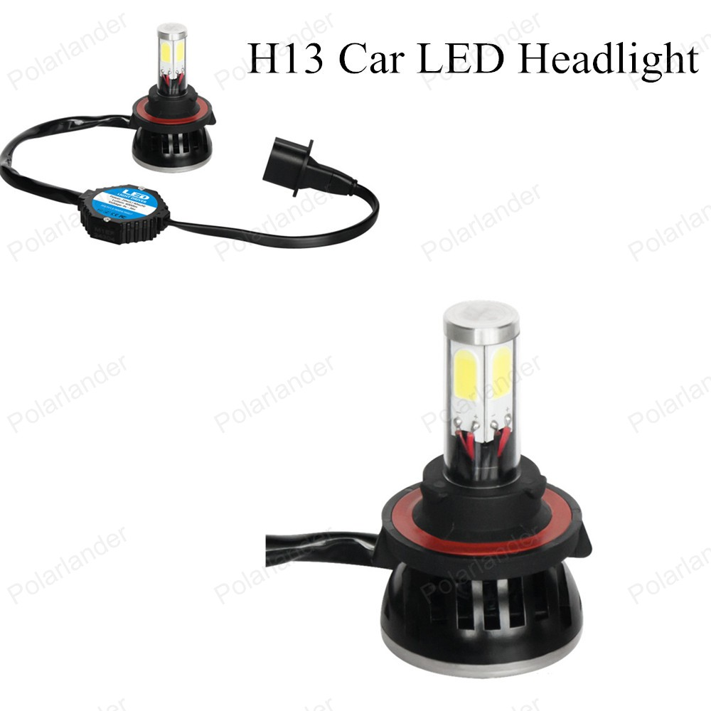 <font><b>G5</b></font> 80W H13 Car <font><b>LED</b></font> Headlight car upgrade conversion bulbs beam kit 6000K 3200LM <font><b>Light</b></font> canbus for buick image