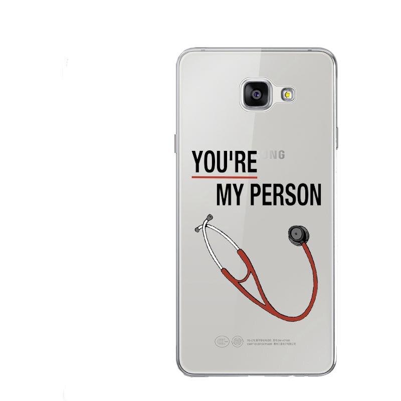 Aliexpress.com : Greys anatomy Sie sind Mein Person Freier Weicher ...