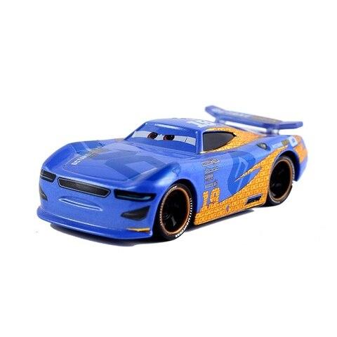 Cars Disney Pixar Cars 3 Lightning McQueen Metal Diecast Toy Car 1:55 Loose Brand New In Stock Car2 & Car3 Islamabad