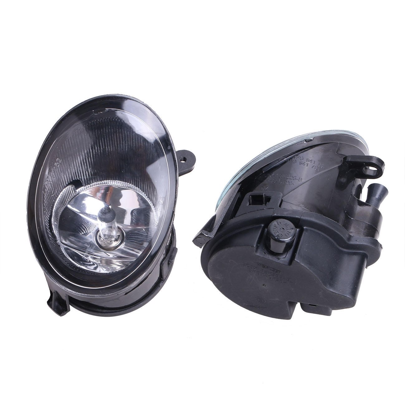 1 Pair Driving Front Bumper Fog Light Lamp For AUDI A6 C6 2005 2006 2007 2008 // free shipping for vw polo 2005 2006 2007 2008 new front left side halogen fog light fog light with bulb